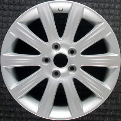 Chrysler 200 Painted 17 inch OEM Wheel 2011 to 2014