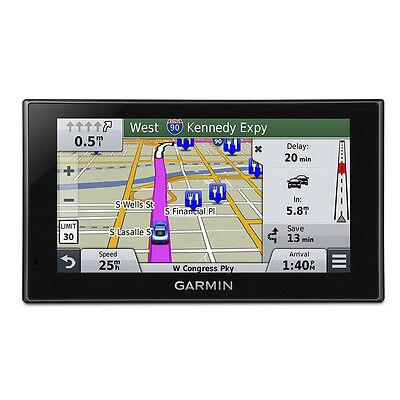 "Garmin nuvi 2699LMTHD Advanced Series Glass 6"" GPS Navigation System HD Traffic"