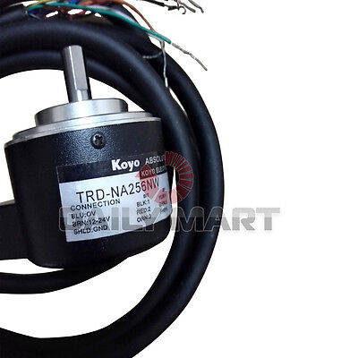 New Koyo Trd-na256nw Rotary Absolute Encoder Trdna256nw Plc Controller Module