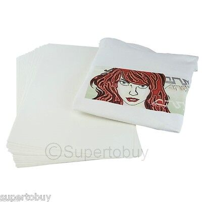 50 Sheets A4 8 X 11.5 Sublimation Transfer Paper For Specialty Printing