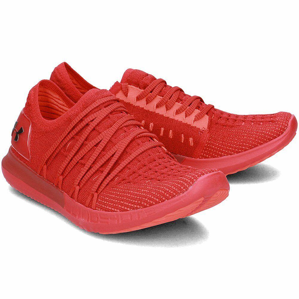 Under Armour SpeedForm Slingshot Mens Running Shoes 1266202 004 Black//Gray NIB