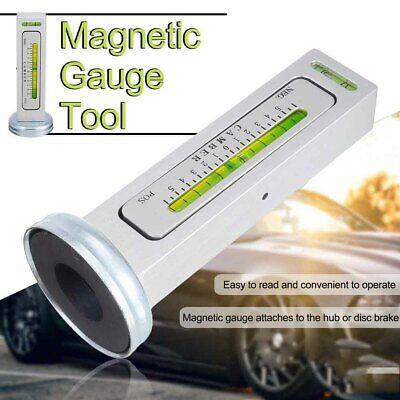 Magnetic Measure Gauge Tool Car/Truck/Auto Camber Castor Wheel Alignment