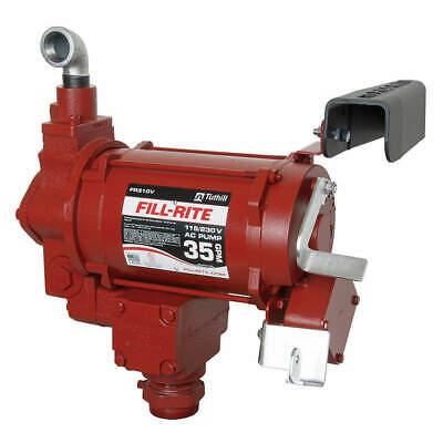 Fill-rite Fr310vn Ac Transfer Pumpdiesel Transfer34