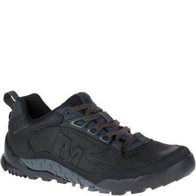 Merrell Men/'s Annex TRAK Low Hiking Shoe Nubuck Mesh Upper Vibram Outsole