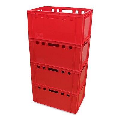 ox Kunststoffbehälter Box Kiste Eurokiste Eurobox Lagerbox. (Lagerbehälter Kunststoff)