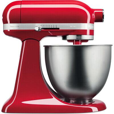 3.3 L KitchenAid 5KSM3311X  Stand Mixer - Empire Red NEW!