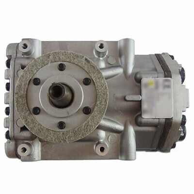 500-222 Tractor Ac Compressor Lh Rotolock Fittings Wo Clutch