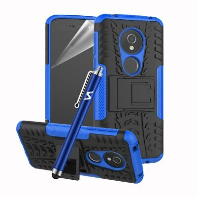 For Moto C G5 G6 G7 Power Play Plus Phone Case Heavy Duty Shockproof Armor Cover