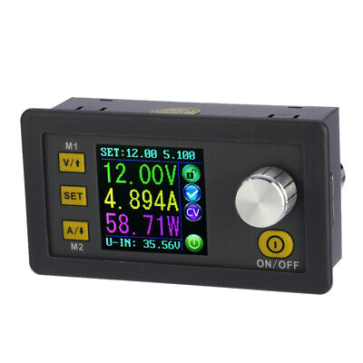 Lcd Digital Programmable Constant Voltage Current Step-down Power Supply Module