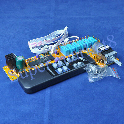 4 Way Motor Remote Volume Control Kit Board DIY