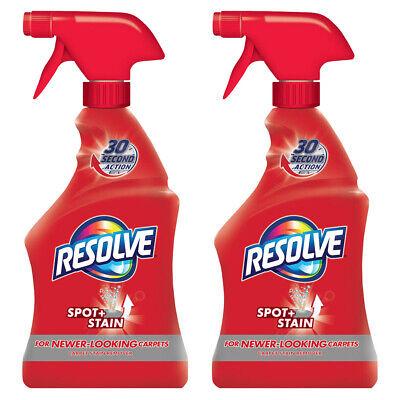 Resolve Carpet Spot - Stain Remover Carpet Cleaner, 16 oz (Pack of -