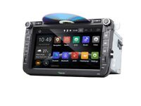 Volkswagen Cars Android 8'inch DVD Player /internet / Radio Full Sat Nav Bluetooth Aux Usb Sd