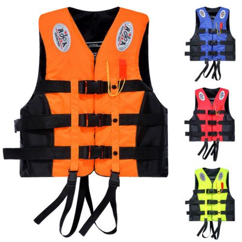 Life Jacket Vest Swimming Adult Fully Enclosed L XL XXL XXXL