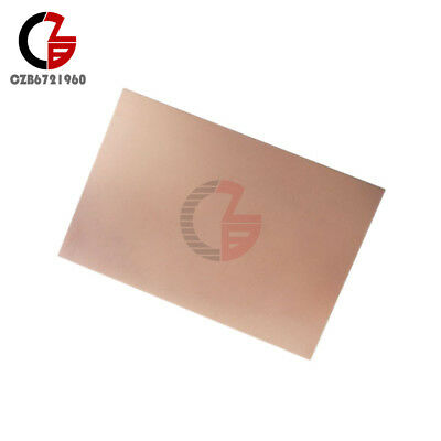 Fr-4 Double Side Pcb Copper Clad Laminate Sheet Circuit 70x105x1.5mm 10.5x7cm