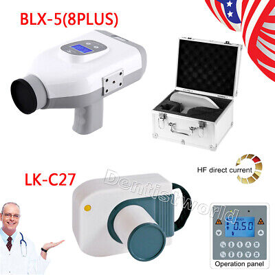 Dental Portable Digital Mobile Imaging X-ray Image Unit Machine System Tooth