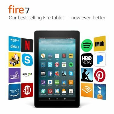 2019 7 inch Amazon Kindle Fire 7 Tablet 16GB WiFi 9th Generation with Alexa