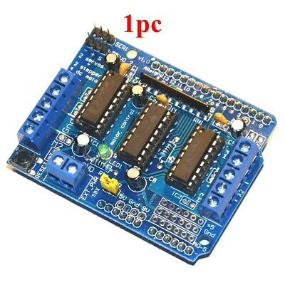 L293d Motor Driver Expansion Board Motor Control Shield For Arduino Ma