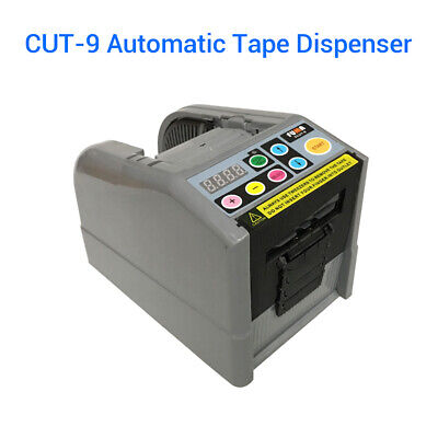 Tape Dispenser Cutting Machine Cut Two Volumes Simultaneously Tape No Roller