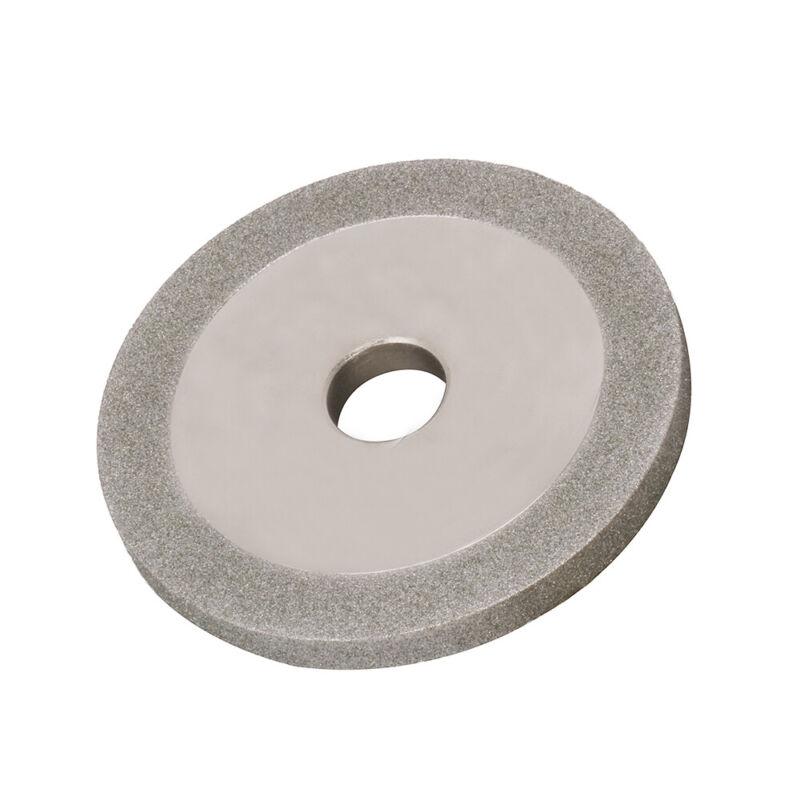 "3 Inch Diamond Grinding Wheel Abrasive Disc for Carbide Files 5/8"" Bore 150 Grit"