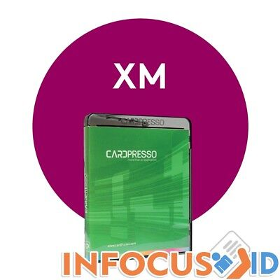 Id Badge Software - Cardpresso XM ID Card And Badge Creator Utility Software P/N S-CP1200