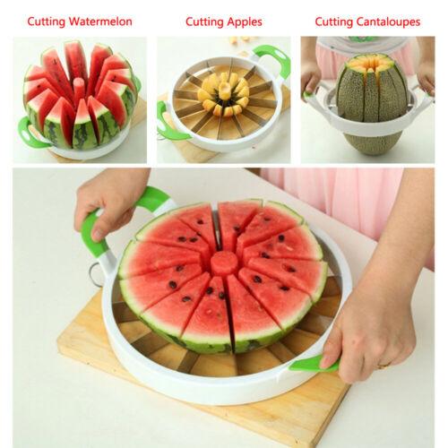 NEX Watermelon Slicer Fruit Cutter Kitchen Utensils Gadgets