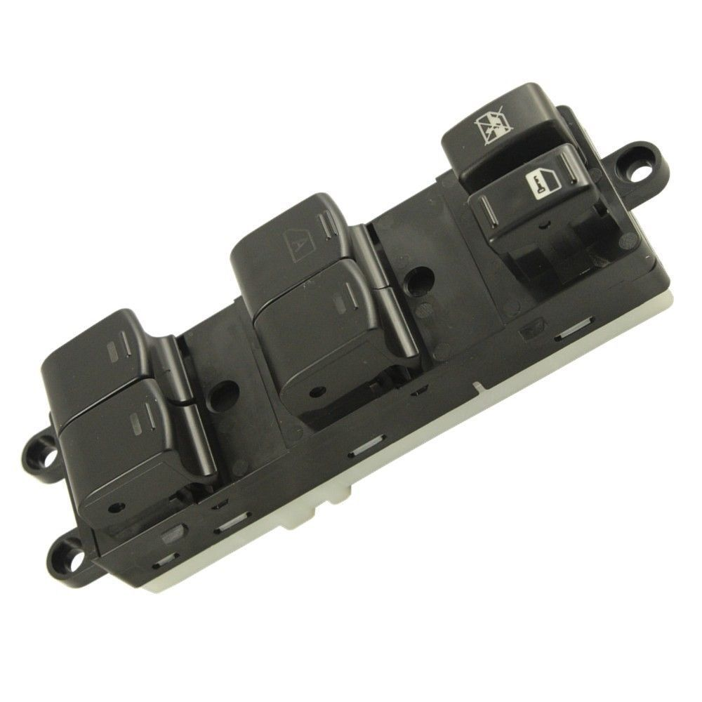 SWITCHDOCTOR Window Master Switch for 2005-2012 Nissan Frontier Crew Cab With Switch Removal Tool