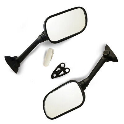 Motorcycle Rear View Side Mirrors For Suzuki SV650 SV1000S GSXR1000 2003-2006 US 2006 Suzuki Gsxr1000 Motorcycle
