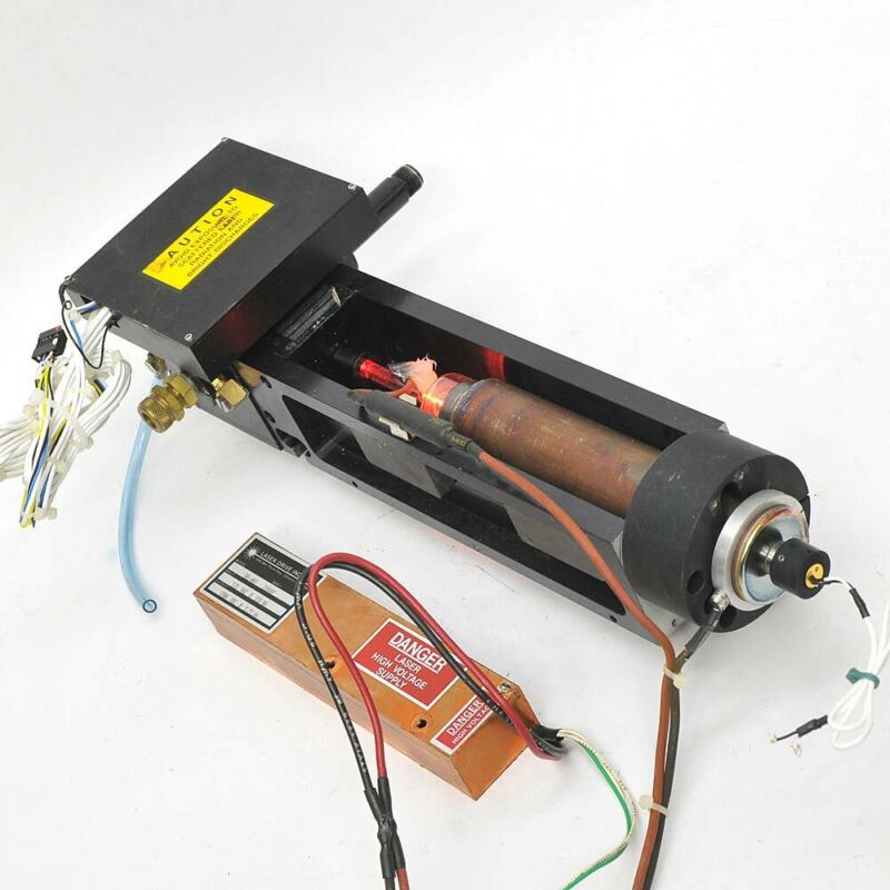 PMS Particle Counter Micro LPC-110 HeNe Laser Head with LDI 301-001 Power Supply
