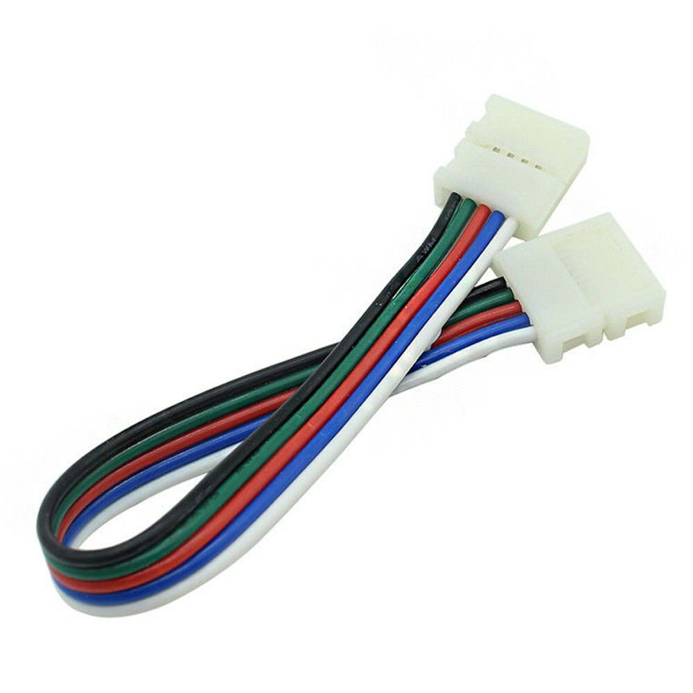 Rgbw Rgbww 5pin Led Strip Light Connector Extension Cable Wire Wiring Strips Into The Body And You Will Feel Grab Ribbon Cant See What Youre Looking For Our Related Products Below