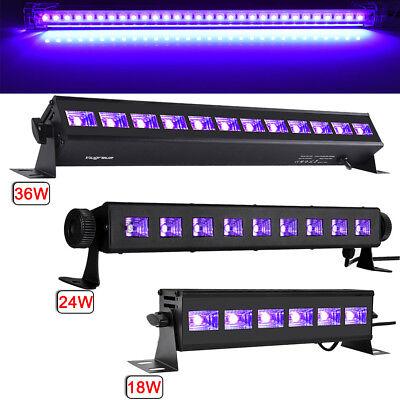9W 18W 27W 36W LED UV Black Light USB Bar Stage Disco Christmas Club Party Lamp - Black Lights Christmas Lights