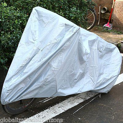 Waterproof Bicycle Bike Cover Sunscreen Outdoor Scooter Rain Dust Bask Protector