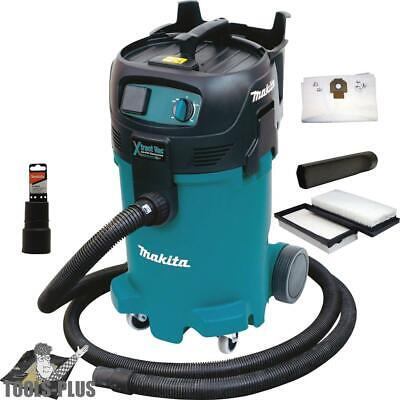 Makita Vc4710 12 Gallon Xtract Vac Wetdry Dust Extractorvacuum New