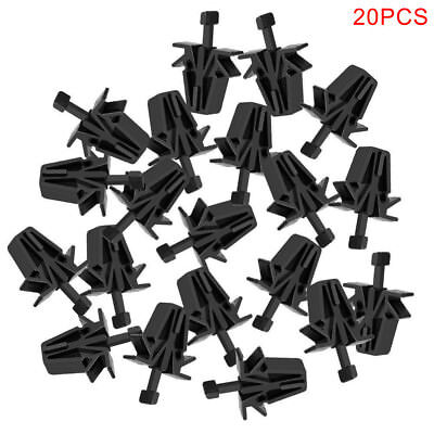 20x Grille Clips Retainer for Toyota Pickup Tacoma 4Runner RAV4 89-05 - 2000 Toyota Tacoma 4 X 4