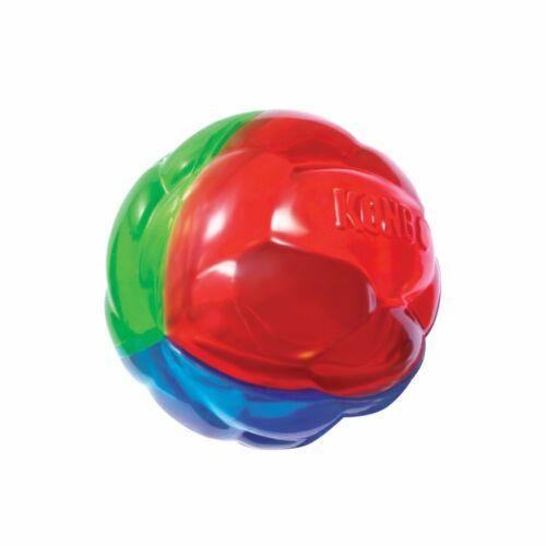 KONG Twistz Ball Dog Toy Asst Size   Free Shipping