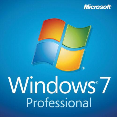 Windows 7  Professional sp1 32/64-bit Genuine License