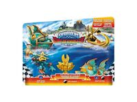 Skylanders Superchargers Sea Racing Pack (DLC Pack with Vehicle and Character)