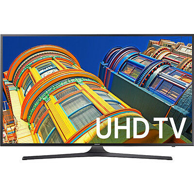 Samsung UN65KU6300 - 65-Inch 4K UHD HDR Smart LED TV - KU6300 6-Series