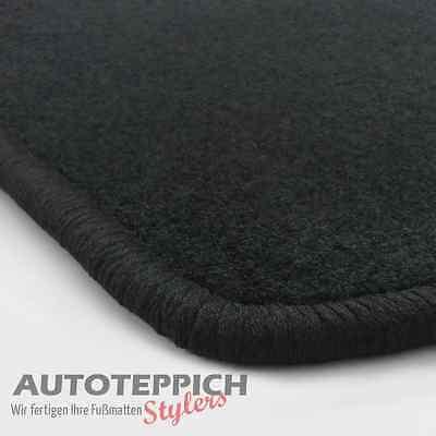 NF Velours schw-graphit Fußmatten paßt für MERCEDES CLS W219 2004-2010