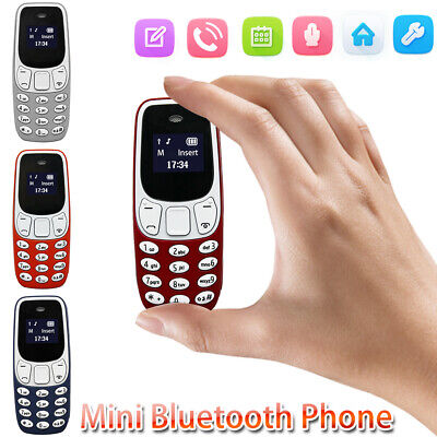 Best Bluetooth Phone Worlds Smallest Mobile Voice Changer Dual L8Star BM10 O6S9