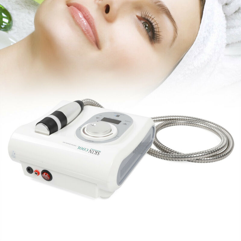 6in1 Slimming Lift Machine Cooling Freeze Fat Burn Equipment Cryo Facial Therapy