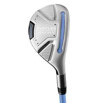 New CUSTOM BUILT Women's Adams Golf Tight Lies 4 Hybrid 22 D