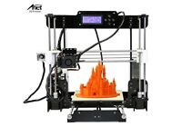 New Anet A8 3d printer