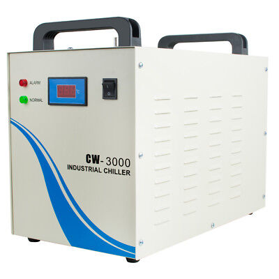 Industrial Water Chiller Cw-3000 For Cnc Laser Engraver Engraving Machine Fda