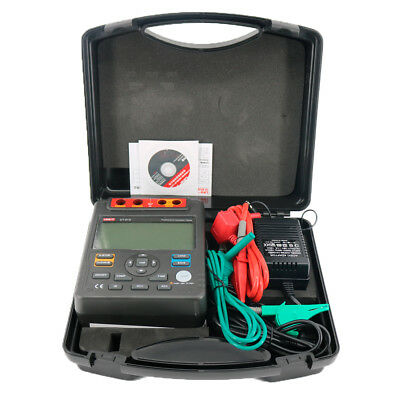 Insulation Resistance Tester Ut513 Megger Tramegger 500v-5000v Usb Interface