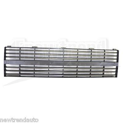 Gmc Suburban Grill - GM1200125 Front GRILLE for Chevy,GMC Suburban SILVER GRAY 14043881
