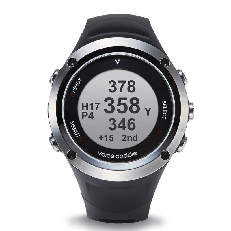 NEW 2021 Voice Caddie G2 Golf Hybrid GPS & Fitness Watch with SLOPE $250 Retail!