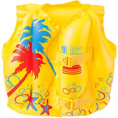 Bestway Schwimmweste Rettungsweste Schwimmhilfe Kinder Schwimmgürtel 3-6 Jahre