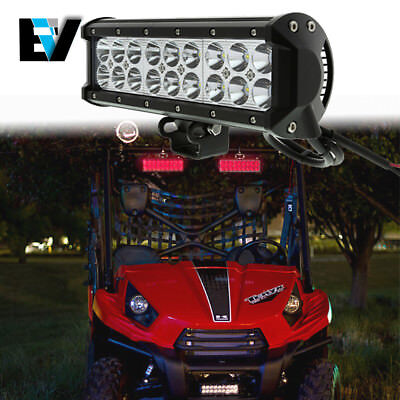 10Inch 54W LED Work Light Bar Offroad Fog Light for Jeep Truck Motor ATV SUV