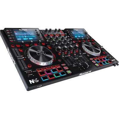 Used, Numark NVII Intelligent Dual-Display Controller for Serato DJ for sale  Shipping to South Africa