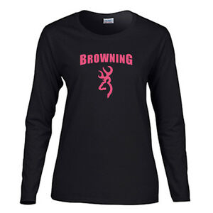 Womens Browning T Shirts